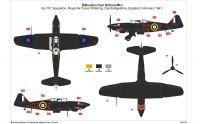Classic Kit letadlo A05132 - Boulton Paul Defiant NF.1 (1:48) Plastikové modely