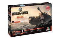 Model Kit World of Tanks 36513 - Panzer IV (1:35)