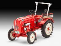 EasyClick ModelSet traktor 67820 - Porsche Diesel Junior 108 (1:24) Plastikové modely