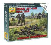 Wargames figurky 6216 -German Anti Tank Rifle Team (1:72)