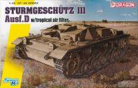 Model Kit tank 6905 - STURMGESCHUTZ III Ausf.D w/Tropical Air Filter (1:35)