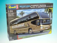 Plastic ModelKit autobus 07650 - NEOPLAN CITYLINDER N1216HD (1:24)