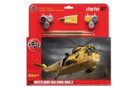 Starter Set vrtulník A55307 - Westland Sea King Har.3 (1:72)