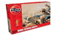 Classic Kit figurky A00711 - WWII Afrika Corps (1:72)