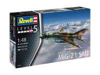 Plastic ModelKit letadlo 03915 - MiG-21 SMT (1:48)