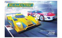 SCALEXTRIC katalog 2018 (Jul - Dec)