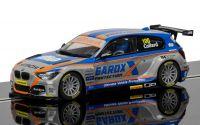 Autíčko Limited Edition SCALEXTRIC C3862AE - Autograph Series BTCC BMW 125 Series 1 – Rob Collard (1:32)