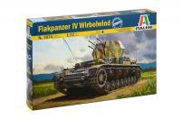 Model Kit military 7074 - Flakpanzer IV Wirbelwind (1:72)
