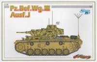 Model Kit tank 6544 - Pz.Bef.Wg.III Ausf.J (SMART KIT) (1:35)