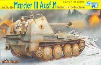 Model Kit military 6464 - Sd.Kfz.138 MARDER III Ausf.M INITIAL PRODUCTION (SMART KIT) (1:35)