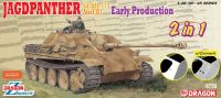 Model Kit tank 6758 - Jagdpanther Early Production (2 in 1) (1:35)