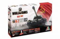 Model Kit World of Tanks 56506 - JOSEF STALIN JS-2 (1:56)