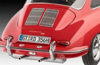 EasyClick auto 07679 - Porsche 356 B Coupe (1:16) Plastikové modely