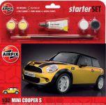 Starter Set auto A55310 - Large Starter Set - MINI Cooper S (1:32)