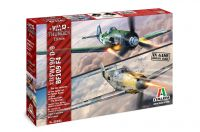 Model Kit War Thunder 35101 - BF109 F-4 and FW 190 D-9 (1:72) Plastikové modely
