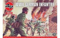 Classic Kit VINTAGE figurky A00705V - WWII German Infantry (1:76)