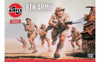 Classic Kit VINTAGE figurky A00709V - 8th Army (1:76)