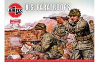 Classic Kit VINTAGE figurky A00751V - US Paratroops (1:76)