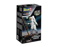 Gift-Set 03702 - Apollo 11 Astronaut on the Moon (50 Years Moon Landing) (1:8)
