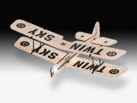Házedlo REVELL 24314 - Twin Sky Plastikové modely