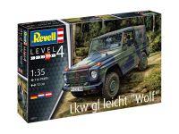"Plastic ModelKit military 03277 - Lkw gl leicht ""Wolf"" (1:35)"