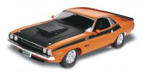 Plastic ModelKit MONOGRAM auto 2596 - 70 Dodge Challenger 2 'n 1 (1:24)
