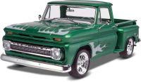 Plastic ModelKit MONOGRAM auto 7210 -  '65 Chevy® Stepside Pickup 2 'n 1 (1:25)
