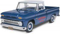 Plastic ModelKit MONOGRAM auto 7225 -  '66 Chevy® Fleetside Pickup (1:25)