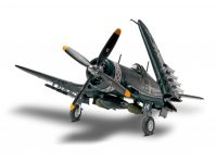 Plastic ModelKit MONOGRAM letadlo 5248 -  Vought F4U Corsair® (1:48)