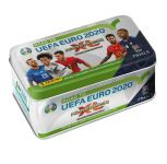 ROAD TO EURO 2020 - ADRENALYN - plechová krabička (hranatá)