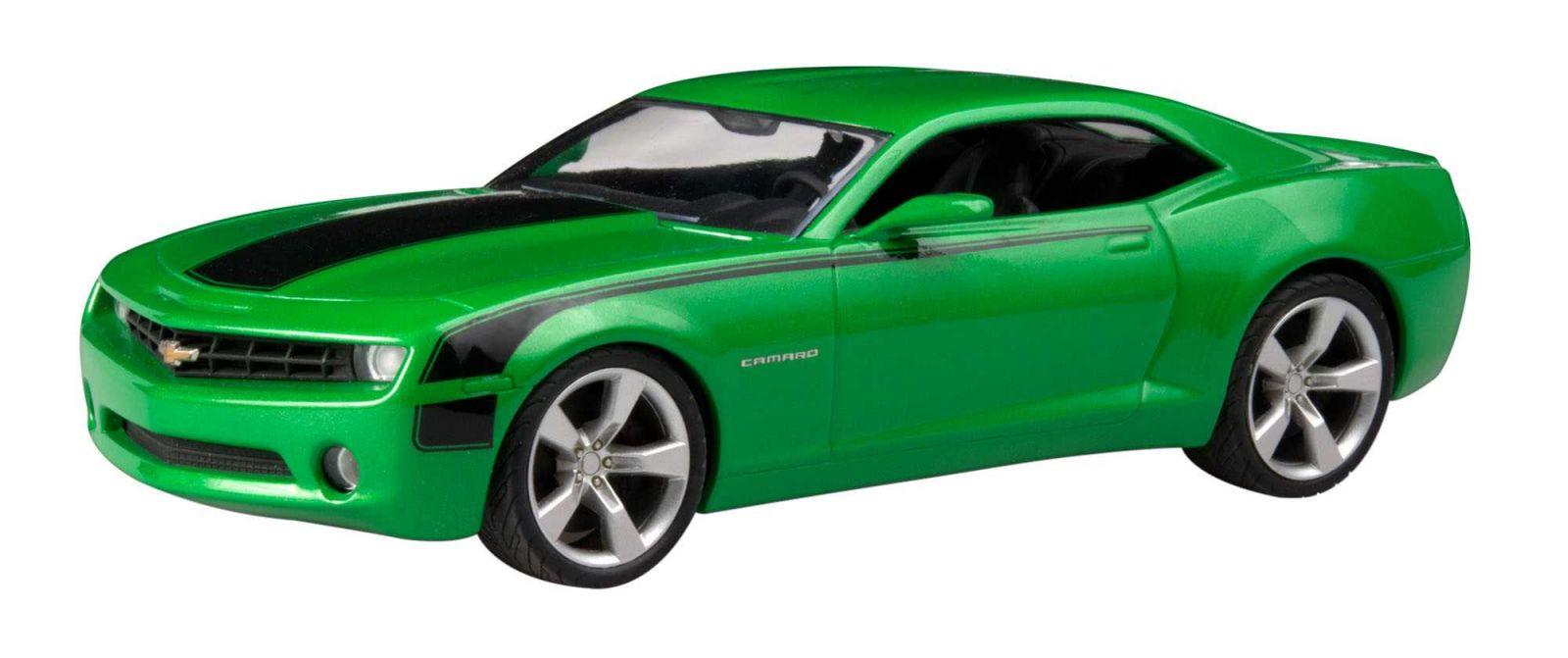 Snap Kit MONOGRAM auto 1527 - Camaro Concept Car (1:25) Plastikové modely