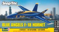 Snap Kit MONOGRAM letadlo 1185 - F-18 'Blue Angels' (1:72)