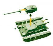 Easy to Build World of Tanks 34102 - T 34/85 (1:72) Plastikové modely