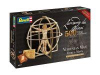 Leonardo edice 00519 - Vitruv Man (Leonardo da Vinci 500th Anniversary) (1:16)