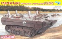 Model Kit military 6625 - Panzerfähre Gepanzerte Landwasserschlepper Prototype Nr. 1 (1:35)