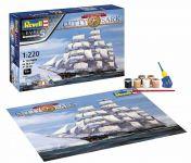 Gift-Set loď 05430 - Cutty Sark 150th Anniversary (1:220)