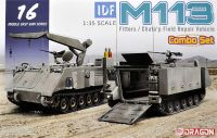 Model Kit military 3622 - IDF M113 Fitters & Chata'p Field Repair Vehicle (1:35)