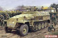 Model Kit military 7611 - Sd.Kfz.251 Ausf.C + 3.7cm PaK 35/36 (1:72)