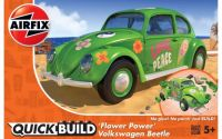 Quick Build auto J6031 - VW Beetle Flower-Power