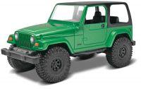 Snap Kit Build & Play MONOGRAM auto 1695 - Jeep® Wrangler Rubicon (1:25)