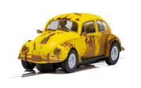 Autíčko Street SCALEXTRIC C4045 - Volkswagen Beetle - Rusty Yellow (1:32)