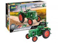 EasyClick traktor 07821 - Deutz D30 (1:24) Plastikové modely