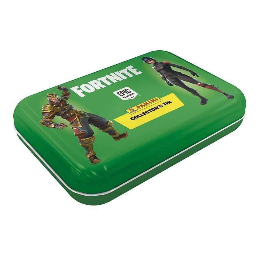 FORTNITE - plechová krabička Plastikové modely