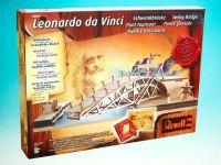 Leonardo edice 00504 - Parabolic Swing Bridge - dřevěná stavebnice (1:72)