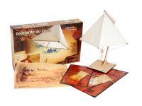 Leonardo edice 00508 - Padák - dřevěná stavebnice (1:32)
