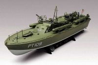Plastic ModelKit MONOGRAM loď 0310 - PT-109 PT Boat (1:72) Plastikové modely