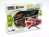 X-ray SnapKits 02098 - velký bílý žralok