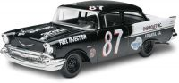 Plastic ModelKit MONOGRAM auto 4441 -  '57 Chevy® Black Widow 2 'n 1 (1:25)
