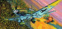 """Model Kit letadlo 12404 - JU87G-2 STUKA """"KANONEN VOGEL"""" (1:72)"""