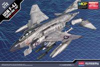 """Model Kit letadlo 12515 - F-4J """"SHOWTIME 100"""" MCP (1:72)"""
